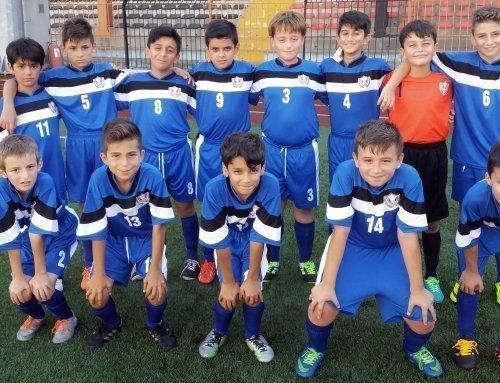 U12 Ligi Başlıyor.