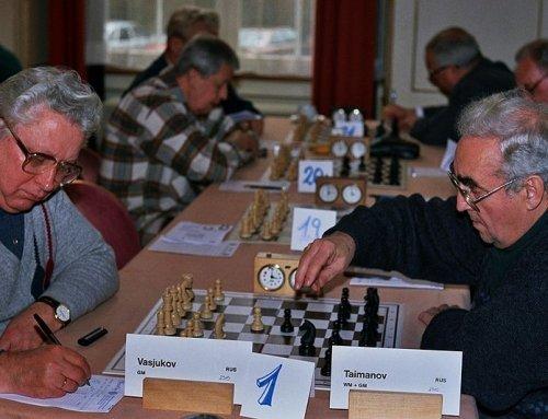 1995 Dünya Emektarlar Satranç Şampiyonası