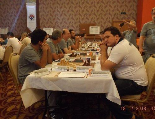 TSF 2018 Türkiye 1. Satranç Ligi İTÜ S. K. Takımı 4. Turu karşılaşması