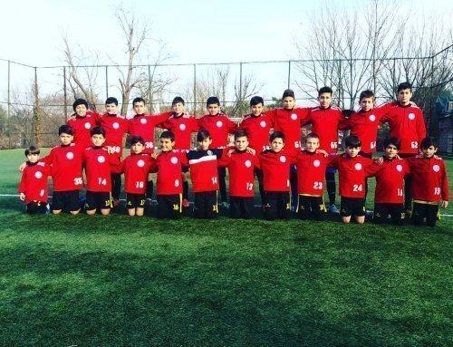 Futbol Okulu Toplu Fotoğrafı Ocak 2019