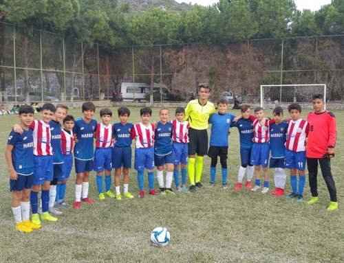 4. Atatürk Kupası Final Maçı Öncesi Dostluk Fotografı